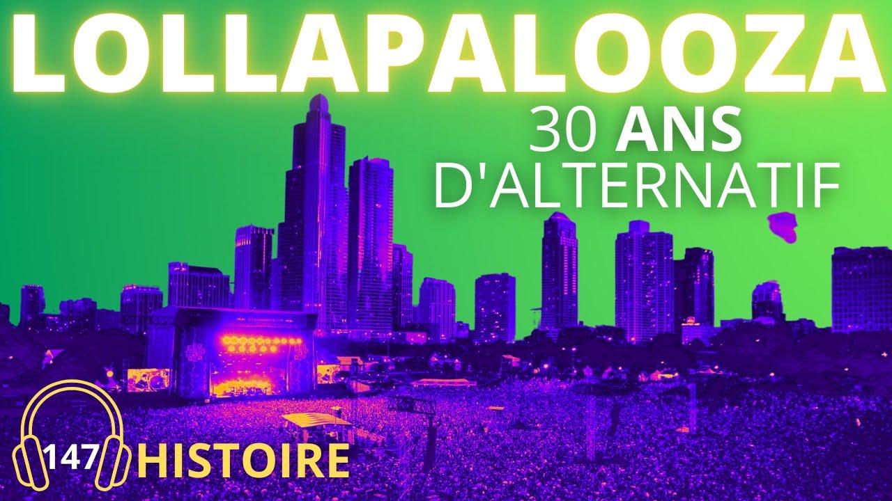 Histoire LOLLAPALOOZA 30 ans - UCLA 147