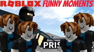 TOO MANY BACON HAIRS IN ROBLOX PRISON LIFE! (Funny Moments)