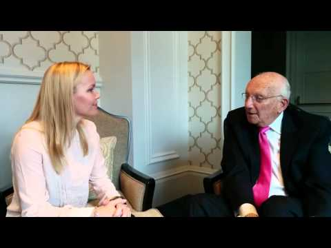 """My """"once in a lifetime"""" interview with George H. Ross"""