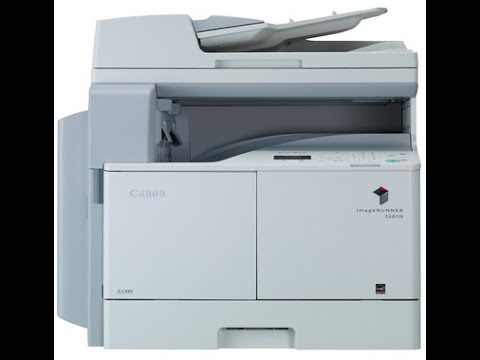 Canon ir 2202 2002 s2002N 2202N copier error E000  How to remove this code