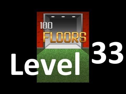 100 Floors Level 33 Floor 33 Solution Iphone Ipad Ipod