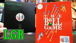 LGR - The Ball Game: MS-DOS Ball Busting ACTION