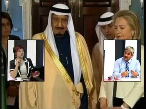 Ghadir Golkarian:Saudi Arabia scandal in Wikileaks/قدیرگلکاریان: رسوایی عربستان در اسناد ویکی لیکس
