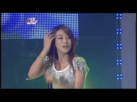 [1080p] 씨스타 - Loving U (130901 Live Power Music)
