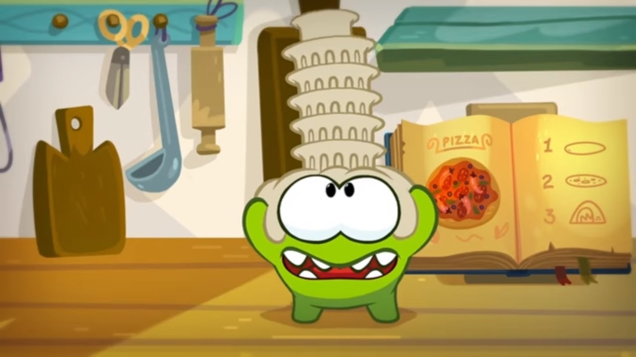 Om Nom Stories (Cut the Rope) - Around the World - Sweet Recipe