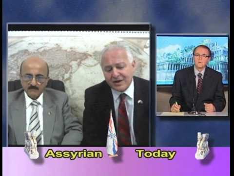Assyrian Today by George Maragoluf Interview with Mr. Hermiz Shahen & Mr. David David 12-5-2014