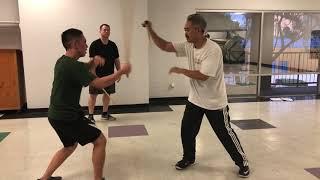 BNMS Filipino Martial Arts - Sumbrada / June Gotico & Jared Semana