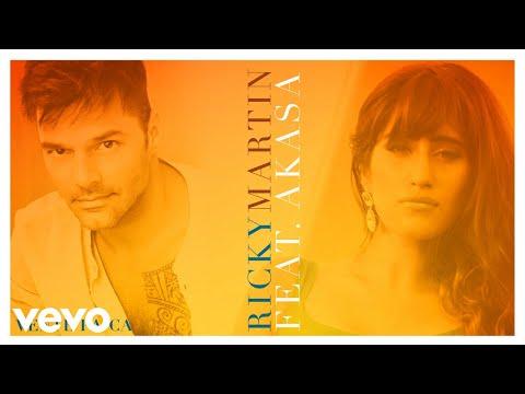Ricky Martin - Vente Pa' Ca (Audio) ft. Akasa