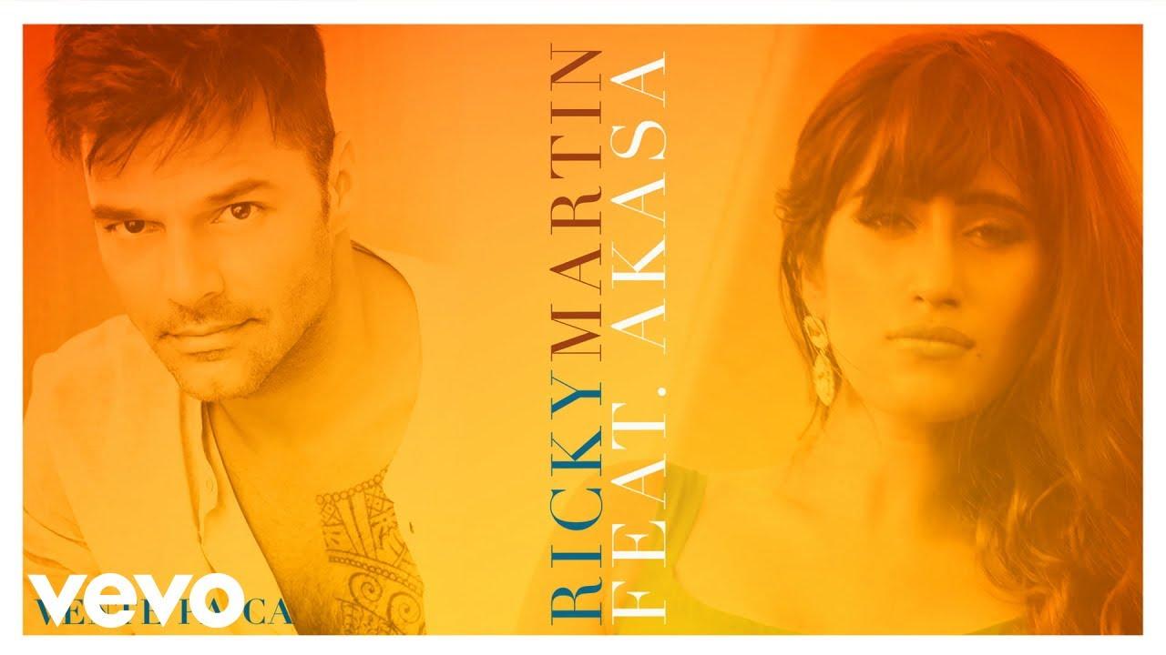 Download Ricky Martin - Vente Pa' Ca (Audio) ft. AKASA