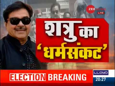 Deshhit: Congress leader Shatrughan Sinha joins wife Poonam's roadshow