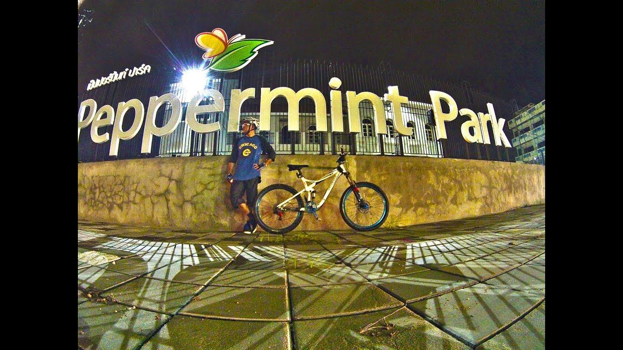 Peppermint Bike Park Night Ride - YouTube 025164316