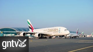 Daily Business Wrap - Emirates Airline profits drop by 86%