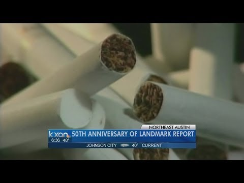 New battle brews as landmark smoking report turns 50