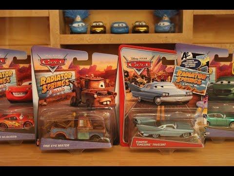 Mattel Disney Cars 2016 Timothy
