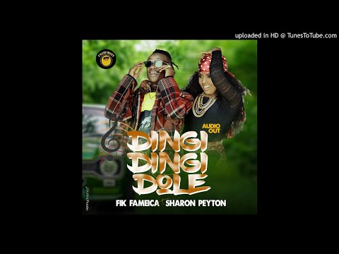 Dingidingidole (Official Audio) - Sharon Peyton ft Fik Fameica