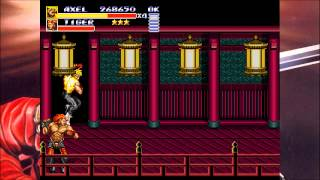 Streets of Rage 3 US (Steam) - Completed Normal - 720p
