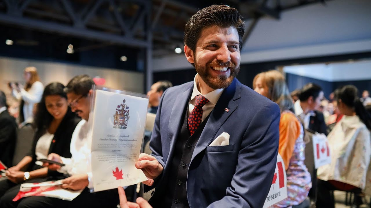 Peace by Chocolate founder becomes a Canadian citizen