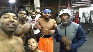 """GIANT (BARTENDAZ),  RipRight, CoCo West, SNAGG"" COLLAB  - (Concrete Grit Gym) - THE SOUTH BRONX!"