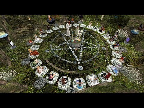 Visual Ritual Walkthrough | Wicca / Witchcraft 101