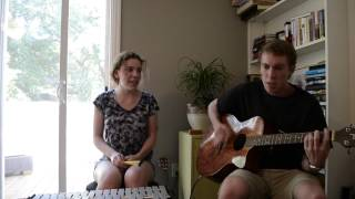 Just What I Needed (The Cars) - A cover by Nathan and Eva Leach