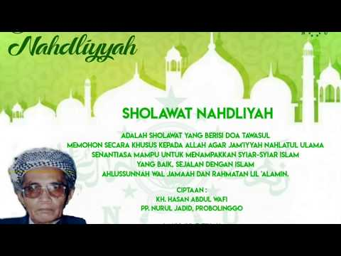 Sholawat Nahdliyyah Dan Lirik ( arab + indonesia )