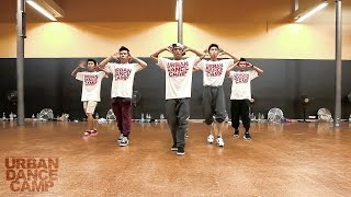 """Super Saiyan"" (Dragonball Z) :: Poreotics Crew (Dubstep Choreography) :: URBAN DANCE CAMP"