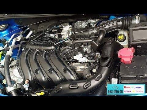 Чем опасен масложор двигателя 1.6 H4M/HR16DE в Renault/Nissan? Что влияет на расход масла?