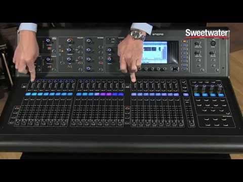 Midas M32 Digital Mix Console Review - Sweetwater Sound