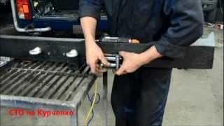 Тюнинг заднего бампера для ВАЗ 2121 Нива(Наш сервис изготовляет и устанавливает задние и передние бампера!!!, 2013-02-03T14:03:29.000Z)