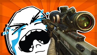 Black Ops 2 Spawn Trap Trolling #3