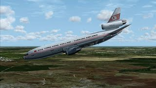 Download Video Ripped Apart In Flight - Turkish Airlines Flight 981 - P3D MP3 3GP MP4