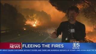 Video Scenes From Napa Sonoma Wildfire As Residents Scrambled To Safety download MP3, 3GP, MP4, WEBM, AVI, FLV Januari 2018