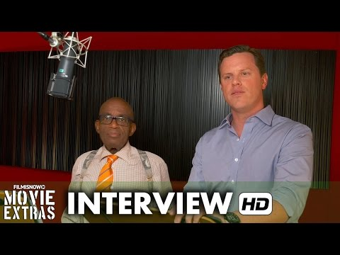 Kung Fu Panda 3 (2016) Behind the Scenes Movie Interview - Willie Geist and Roker are 'Dim & Sum'