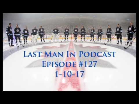 Laine Concussion / 2017 NHL All Star Teams [Last Man In Podcast - Episode #127 (1-10-17)]
