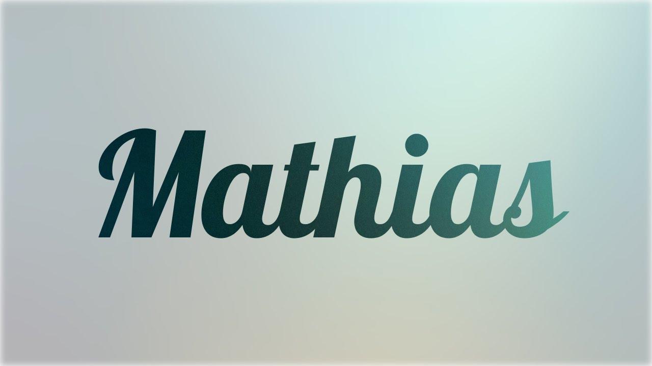 Matias Nombre