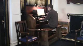 Ye banks and braes - Masonic Hall, St Helens, Merseyside (Compton organ)