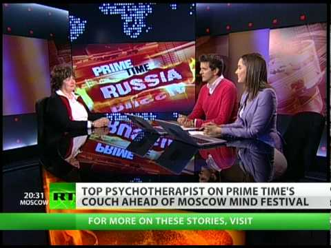 Top U.S. hypno-therapist to make you psychoactive in Moscow