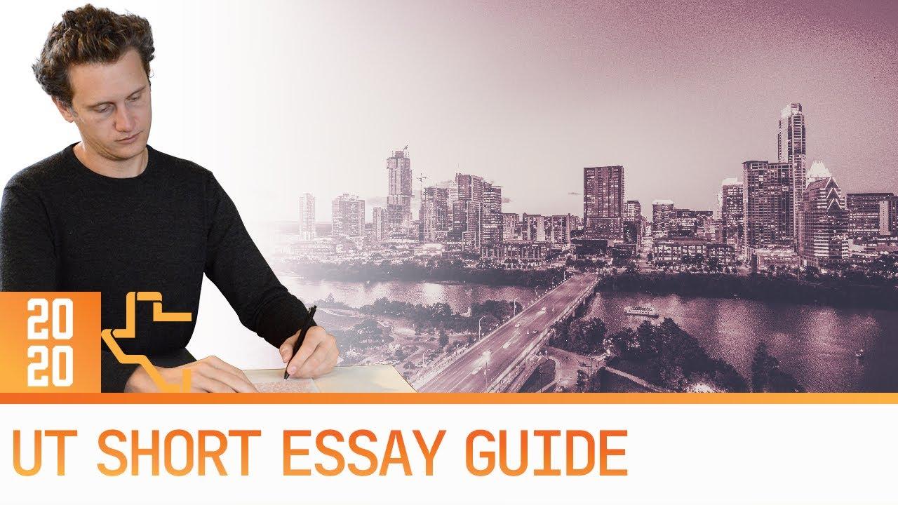 Apply texas essays
