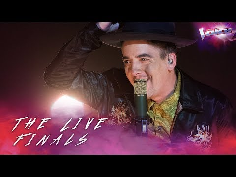 The Lives 2: AP D'Antonio sings Gold On The Ceiling | The Voice Australia 2018