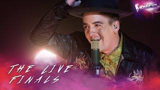 ap dantonio sings gold on the ceiling the voice australia 2018