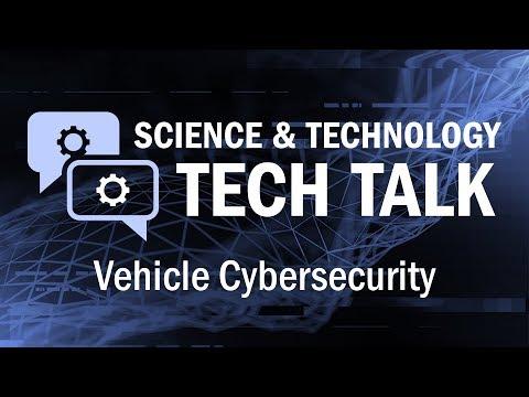 Facebook Tech Talk: Vehicle Cybersecurity