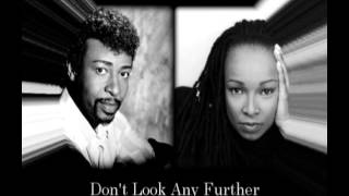 Dennis Edwards & Siedah Garrett - Don`t Look Any Further