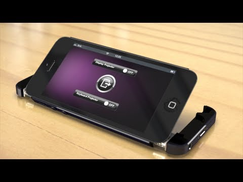 The Secret of iPhone 5 Concept