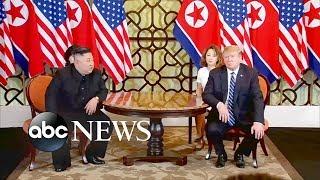 Trump and Kim's meetings' effect on Korea