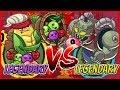 Cornucopia vs Zombot 10000 - Legendary vs Legendary - Plants vs Zombies Heroes Epic MOD