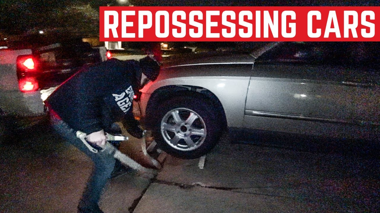 What IT'S LIKE To Be A REPO MAN For One NIGHT *Vehicle Recovery*