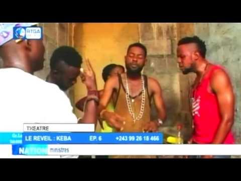 Serie Keba Ep.6, Groupe le Reveil, Theatre Congolais