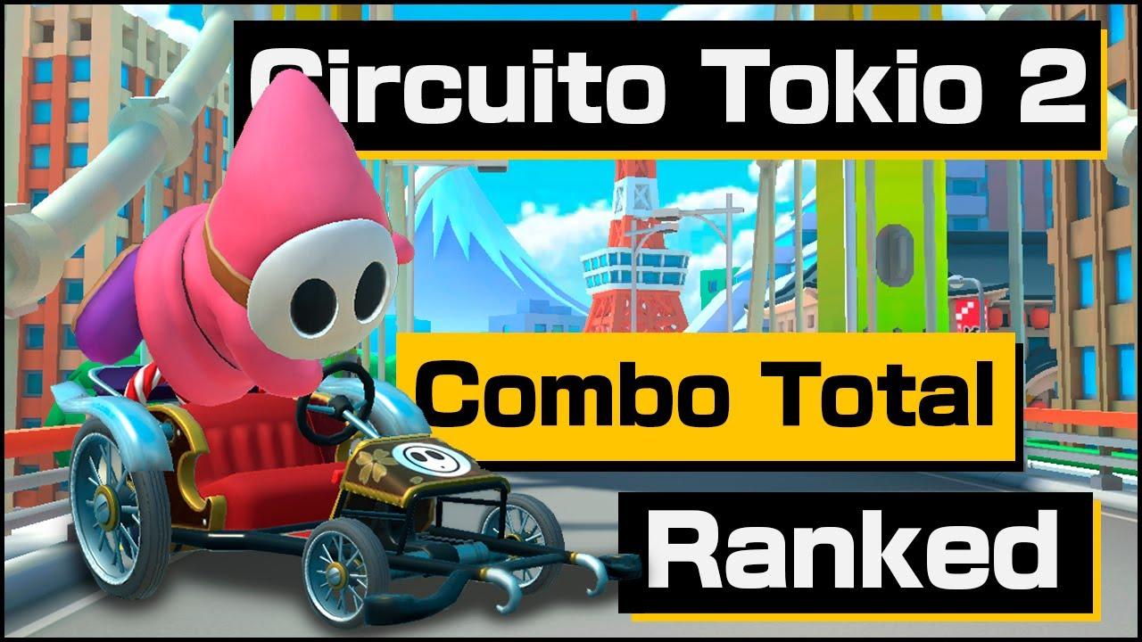 Ranked en Circuito Tokio 2 🏆 - Temporada Mario VS Peach 🍄⚔️👑 | BDV 🎮