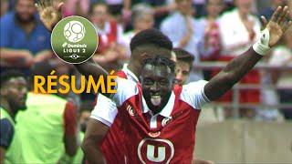 Stade de Reims - AC Ajaccio ( 1-0 ) - Résumé - (REIMS - ACA) / 2017-18
