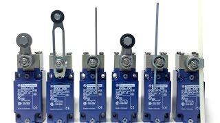 ZCKJ Промышленные концевые выключатели XCKJ @ Schneider Electric каталог(, 2016-01-19T15:44:46.000Z)